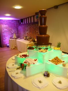 Chocolate Fountain Hire Essex... ~ Hot Chocolates Blog Gaynes Park winter wedding  http://www.hotchocolates.co.uk