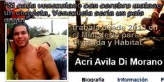 #TROPA #SuenaCaracasConElPueblo  .@NicolasMaduro @mmaritte Y q opinan de esta BASURA? >Acri Ávila Di Morano