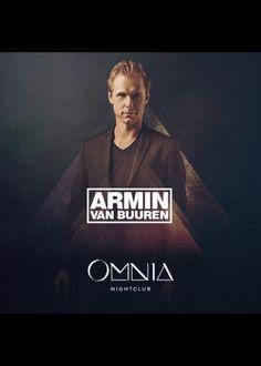 Armin Van Buuren at Omnia