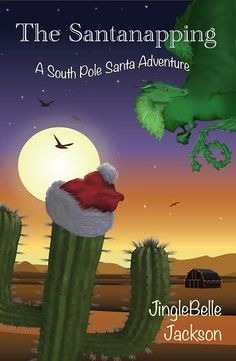 Sandra Claus... has been taken! The adventure is on! Fun for the whole family!