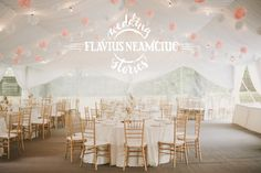 Wedding decorations.  http://blog.flaviusneamciuc.ro/flavius-neamciuc-wedding-stories