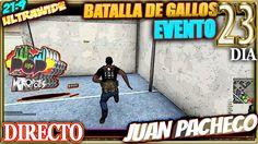 POP LIFE 4.0 Arma 3 #23 EVENTO BATALLA DE GALLOS Gameplay Español 21:9 +...