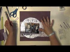 Sketches in Thyme DT: Straight & Purple - YouTube