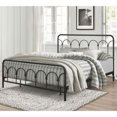 Georgetown Metal Bed - JCPenney