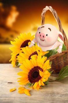 This Little Piggy, Little Pigs, Cute Rabbit Images, Cute Clown Makeup, Cross Stitch Games, Pig Wallpaper, Cute Piglets, Animated Dragon, Mini Pigs