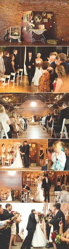 L.O.V.E the Alter #acitywedding #city #wedding