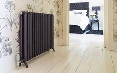 Ideas para decorar con radiadores antiguos de hierro fundido