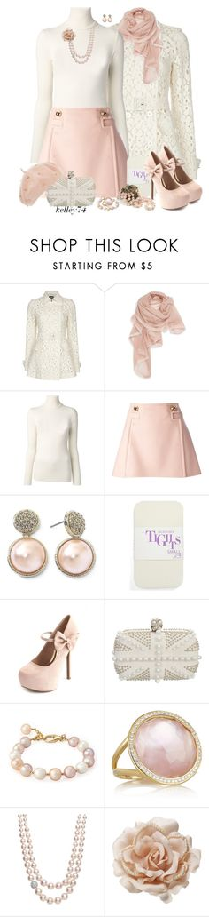 """Girly Girl"" by kelley74 ❤ liked on Polyvore featuring ANTONIO CROCE, La Fiorentina, Ralph Lauren Blue Label, Frankie Morello, Monet, Nordstrom, Charlotte Russe, Alexander McQueen, Ippolita and Jon Richard"