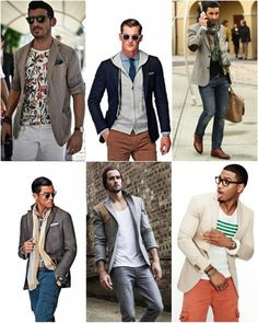 Sports jackets can be used to enhance pretty much any of your outfits. Clever layering with smart features like the pocket, button, knitwear, t-shirt, scarf should work well together.  In cold weather, you can apply the same principle of super-imposition by wearing things like a cotton cardigan and a v-neck tee under the jacket.  Read: http://www.realmenrealstyle.com/the-difference-a-jacket-makes/