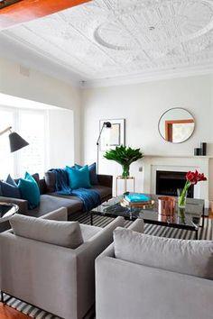 Garden and Home Couch, Interior Design, Gallery, Garden, Furniture, Home Decor, Nest Design, Settee, Garten