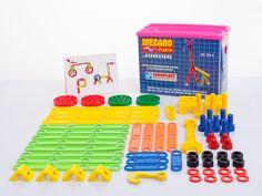 #juguete #didáctico de la semana: MECANO PLASTIC JUNIOR #construcción #infantil #preescolar #niños #papás #aprender #juegos para más click en: http://www.creaplast.co/sitio/contenidos_mo.php?it=543