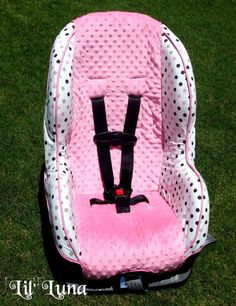Car Seat Cover Tutorial -future use