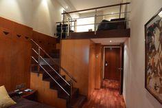 Mezzanine room