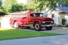 1962 GMC Fire Truck