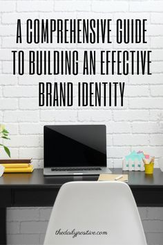 This blog post concentrates on the steps you need to follow to create a brand identity, which not only resonates with your business's values and objectives but effectively communicates these to your target audience.