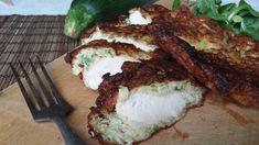 Mátrai borzas csirkemell diétásan, cukkiniből diétás ebédre!