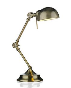 Boston Table Lamp - £69.00 - Hicks and Hicks