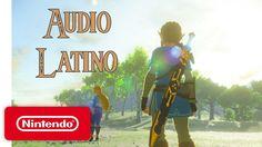 The Legend of Zelda: Breath of the Wild - Nintendo Switch Trailer - Audi...