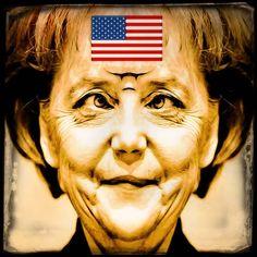 Angela Merkel | Das Unglaubliche Video | Verbreiten!