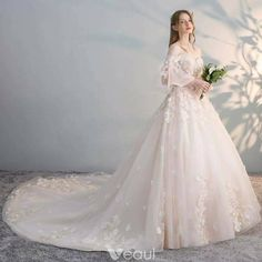 "My wish is to hear you say: ""You are the most beautiful bride!"" #Linh_Hàn>>>"