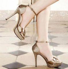 5113a958f9bba3 77 Best Girls stylish footwear design images