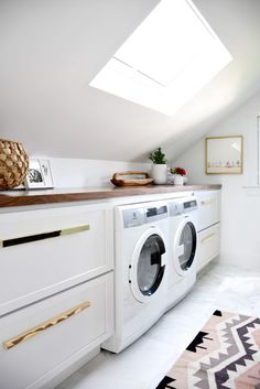 """Outstanding """"laundry room storage diy cabinets"""" info is offered on our site. Check it out and you will not be sorry you did. Room, Master Closet, Storage Room, Old Bathrooms, Updating House, Small Room Design, Attic Rooms, Small Laundry Room Organization, Room Storage Diy"""