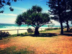 Beautiful Surfers Paradise beach, Gold Coast. Australia :)