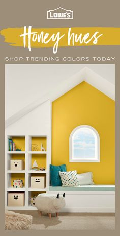 Lowe's Home Improvement Girl Room, Girls Bedroom, Baby Room, Bedroom Decor, Bedrooms, Bedroom Ideas, Interior Paint Colors, Room Interior, Interior Design Living Room