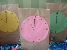 new years countdown goodie bags