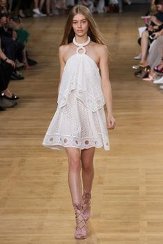 The 50 Best Bridal Looks from the Spring 2015 Collections – Vogue - Chloé