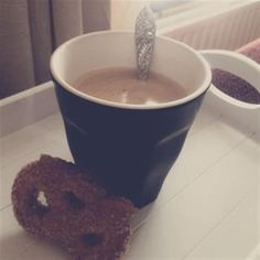 Evening coffee! by Esmee