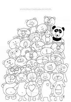 204* Światowy dzień pluszowego Misia | dobrze narysowane...