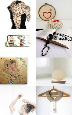 Monday Finds - Etsy Treasury by Nabahat --Pinned with TreasuryPin.com