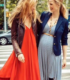 Cute maternity dresses I just want to wear as dresses.