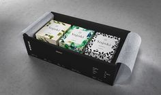 #packaging #design #package #box #tea