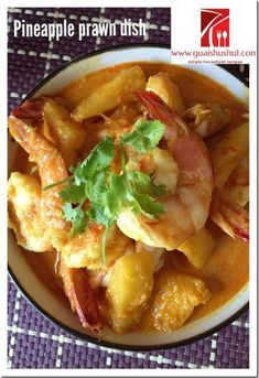 Discover what are Chinese Fish And Shellfish Food Preparation Prawn Recipes, Seafood Recipes, Asian Recipes, Cooking Recipes, Curry Recipes, Fish Recipes, Prawn Dishes, Seafood Dishes, Curry Dishes