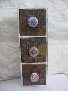 Check out this item in my Etsy shop https://www.etsy.com/uk/listing/519031689/spanish-moorish-style-three-drawer