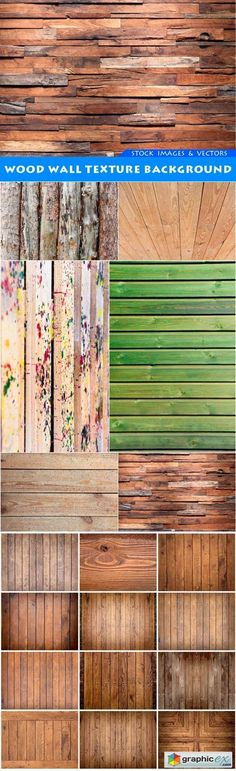 Wood wall texture background 7X JPEG  stock images