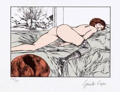Venus - Crepax, Guido