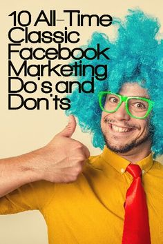 Do's and Dont's of Facebook marketing
