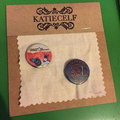 And my two fav crochet badges!  #crochet #badge #pinbadge #etsy #etsyshop #handmade #love #NoHate #etsyseller #etsyshop #etsysellersofinstagram #etsygifts #badgelife #badgelove #button #batman #batmanandrobin #comic #postapocalyptic #lifeskill #notknitting  http://ift.tt/2fVcokI