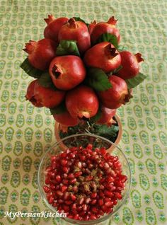 Persians' Love Affair With Pomegranate