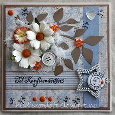 Heidi`s roteloft: Konfirmasjonskort:) Frame, Cards, Home Decor, Pictures, Picture Frame, Decoration Home, Room Decor, Maps, Frames
