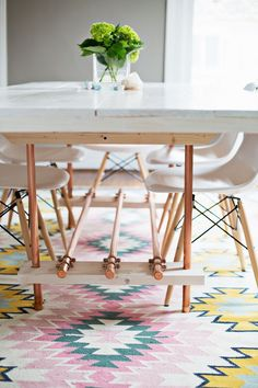 Painted Desert Rug | Lulu and Georgia