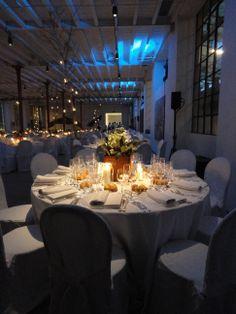 Sala delle Colonne - Cena di Gala