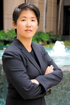Kathryn Xian, founder and executive director of The Pacific Alliance to Stop Slavery JADE LE PHOTO