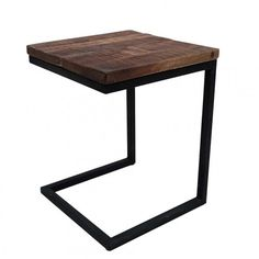 "Label 51 - Laptoptafel ""Box"" | Mango Hout | TrendYard"