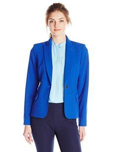 Calvin Klein Women's Fashion Jacket, Regatta, 8 Calvin Klein http://www.amazon.com/dp/B00UZKQBTY/ref=cm_sw_r_pi_dp_3fx8vb1EPNMN2