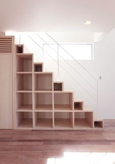steel staircase design - design of staircase ; design of staircase wall ; design of staircase armrest ; Staircase Storage, Bookcase Storage, Stair Storage, Staircase Design, Bookcase Stairs, Diy Bookcases, Modern Staircase, Closet Storage, Storage Under Stairs