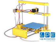 Used once Colido DIY printer. Easy and Fast Assembly. Very high print quality and smooth build surface – up to mm resolution. Small, light weight, quiet and odorless. Large build size – x x x 20 x 3d Printer Kit, Best 3d Printer, 3d Printer Projects, Printer Desk, Arduino Projects, 3d Printing Business, 3d Printing Service, Diy 3d Drucker, Modeling Techniques